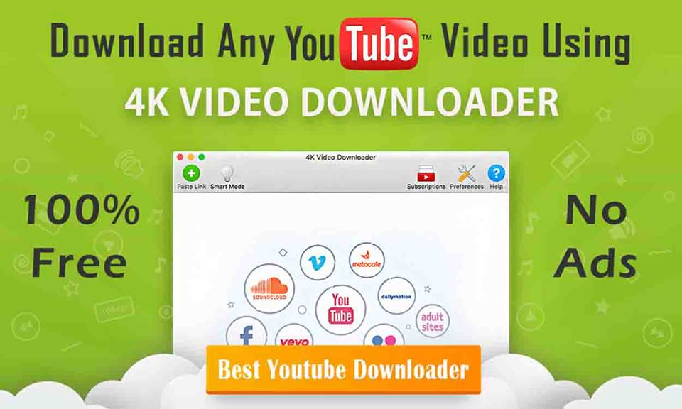 Download Youtube Videos in Your Computer Using 4K Video Downloader