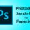 Photoshop Sample Files For Exercise