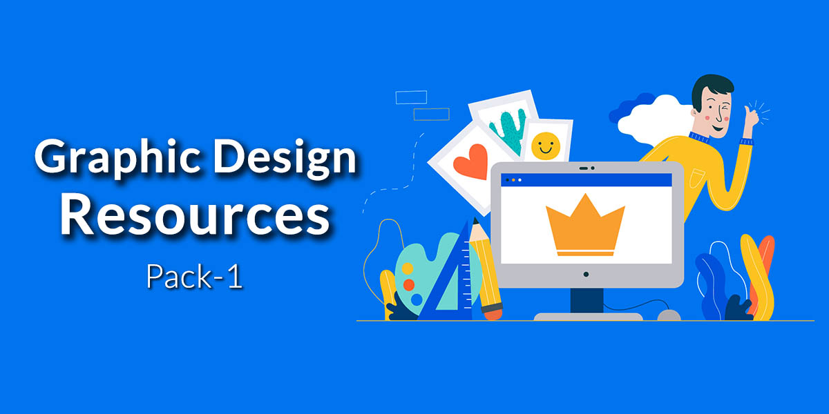Graphic Design Resources – Pack 1
