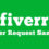 Fiverr Buyer Request Samples